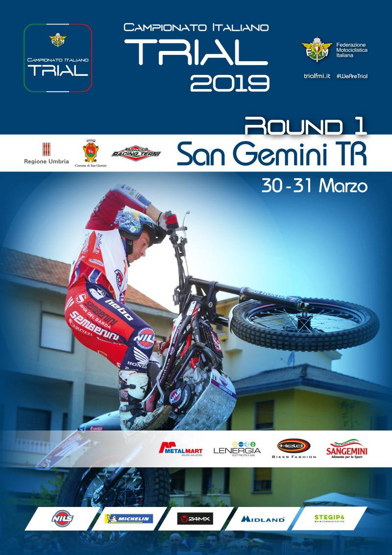 campionato Italiano Trial 2019